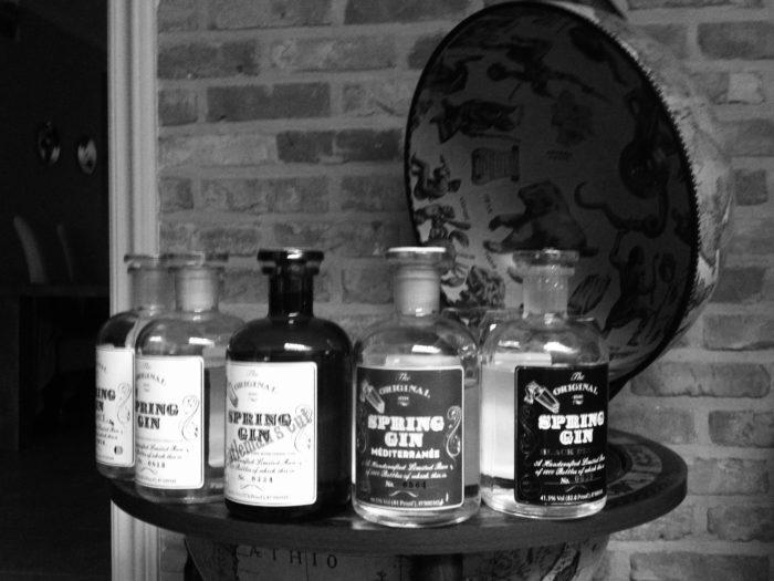 Spring Gin Collectie - Spring Gin Mediterranee
