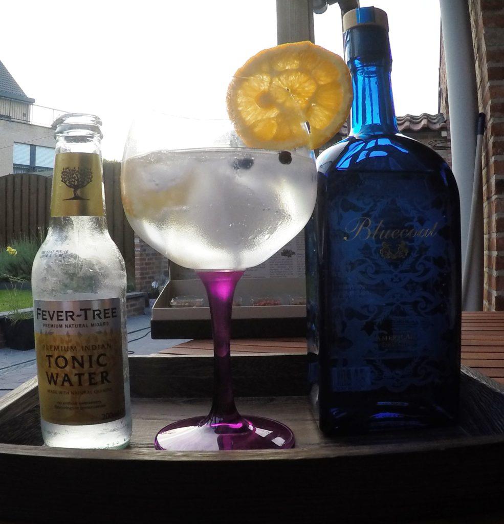 Bluecoat Gin met Fever-Tree premium indian tonic water
