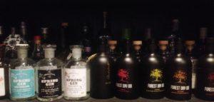 De liefde voor gin