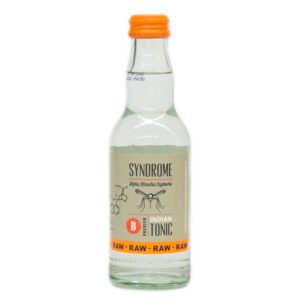 Syndrome RAW Indian Tonic Water