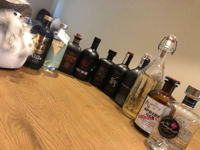 10 Belgische gins voor onder de kerstboom