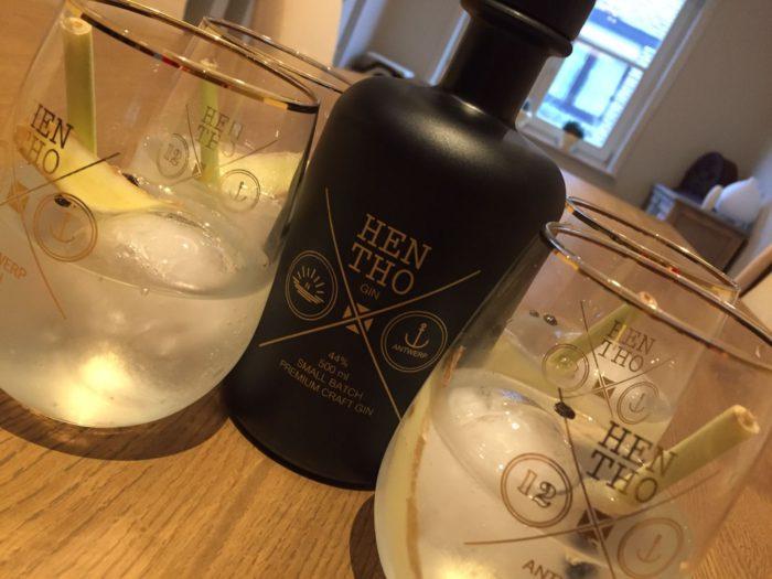 HenTho Gin - Noah Edition