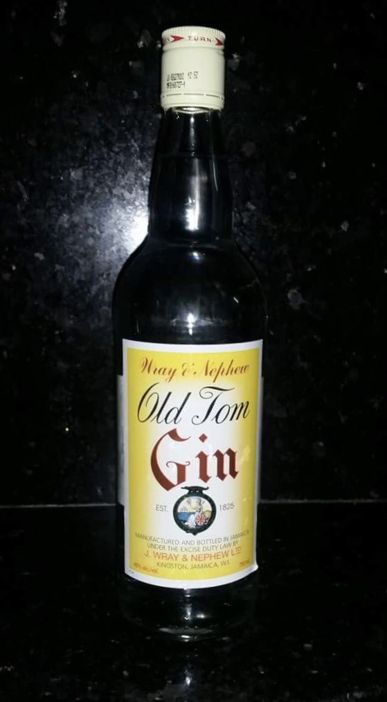 Wray & Nephew Old Tom's Gin