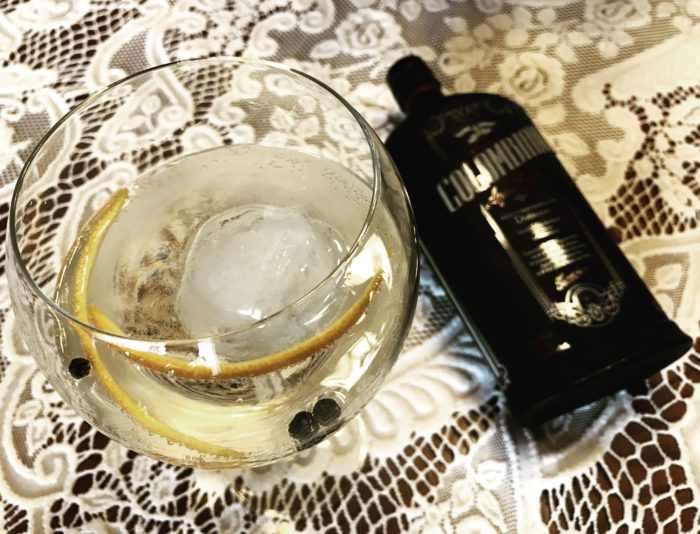 Dictador Colombian Aged Gin Treasure