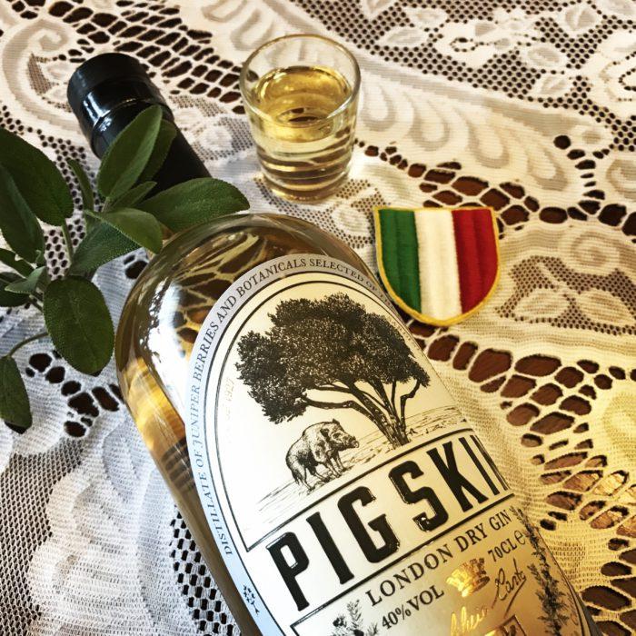 Pigskin Gin