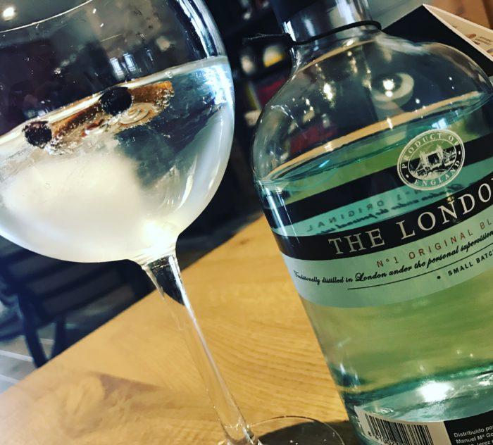 London Nr. 1 Gin