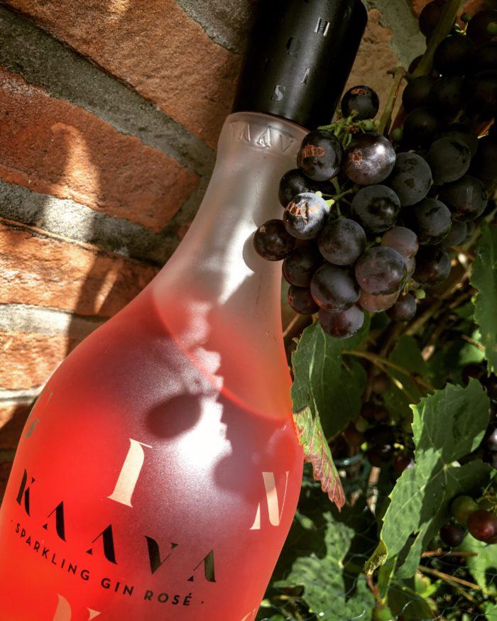 KAAVA Sparkling Gin Rosé