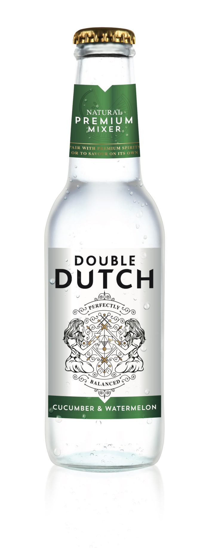 Double Dutch Cucumber & Watermelon Tonic Water