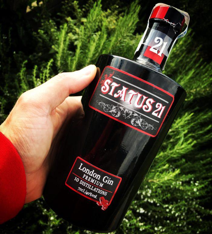 Status 21 Gin