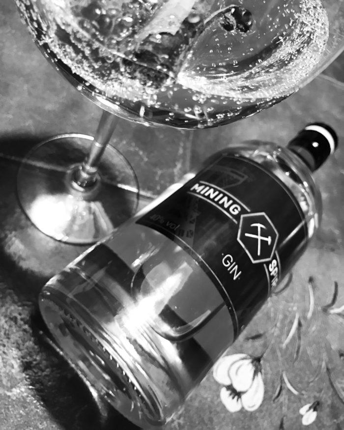 Mining Spirits Gin