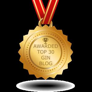 Top 30 gin blog wereldwijd
