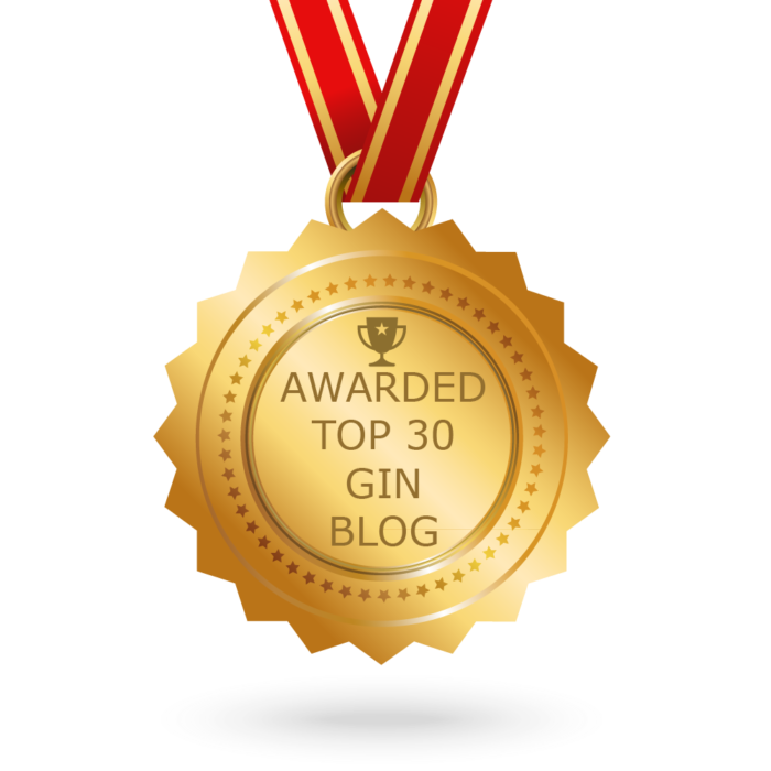Theperfectserve.be (nog steeds) in top 30 gin blogs wereldwijd!