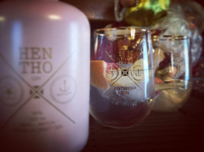 HenTho Gin - Pink Edition