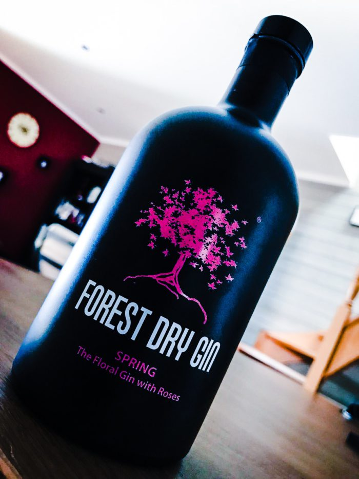 Forest Dry Gin Spring