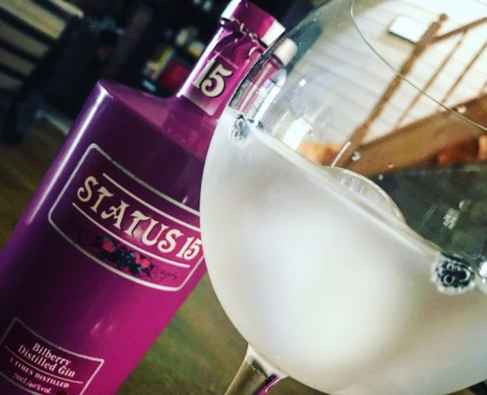 Status 15 Gin