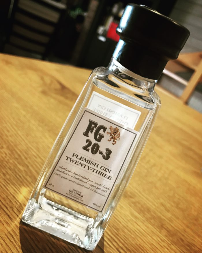Flemish Gin 20+3