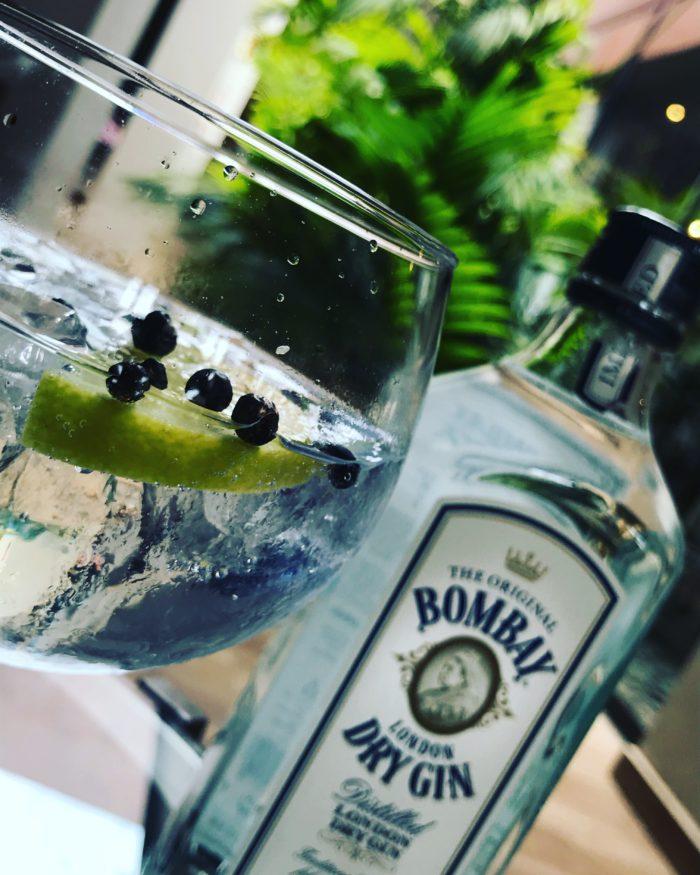 Bombay Gin - Sapphire