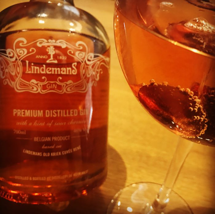 Lindemans Gin Cherry
