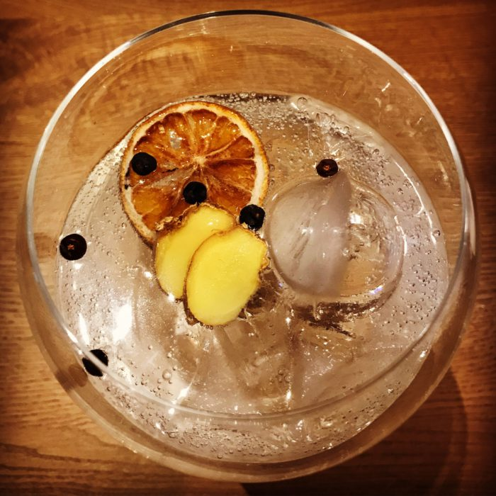 Two Spirits Gin