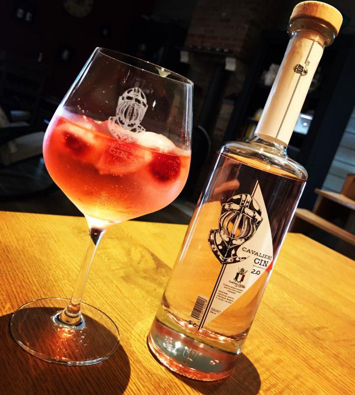 Cavalieri Gin 2.0