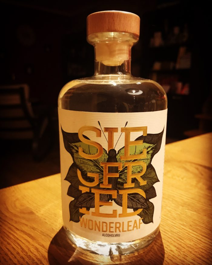 SIEGFRIED Wonderleaf - alcoholvrije gin