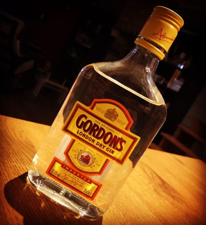 Gordon's Gin (Verenigd Koninkrijk)