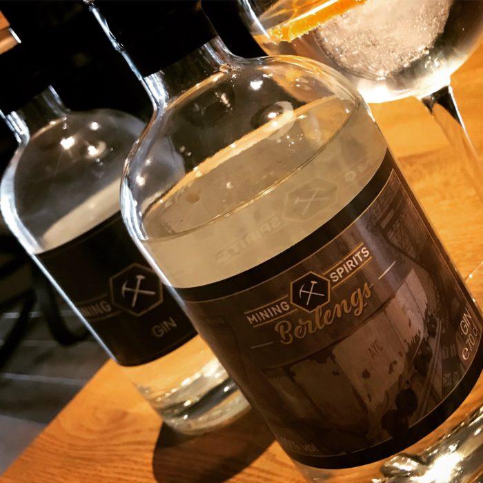 Mining Spirits Berlengs Gin (Belgie)