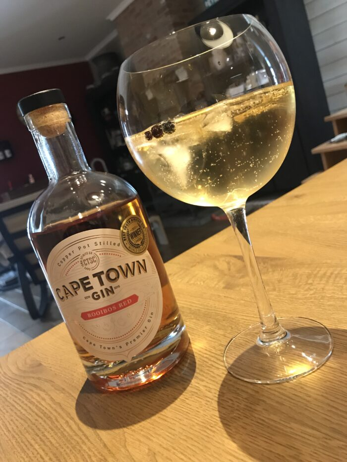 Cape Town Gin - Rooibos Red