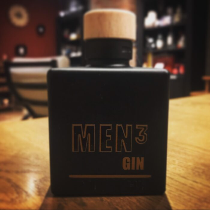 MEN3 Gin by Mining Spirits (Belgie)