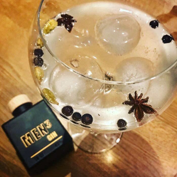 MEN3 Gin by Mining Spirits - 2